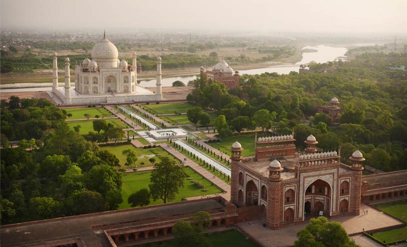 Explore Golden Triangle