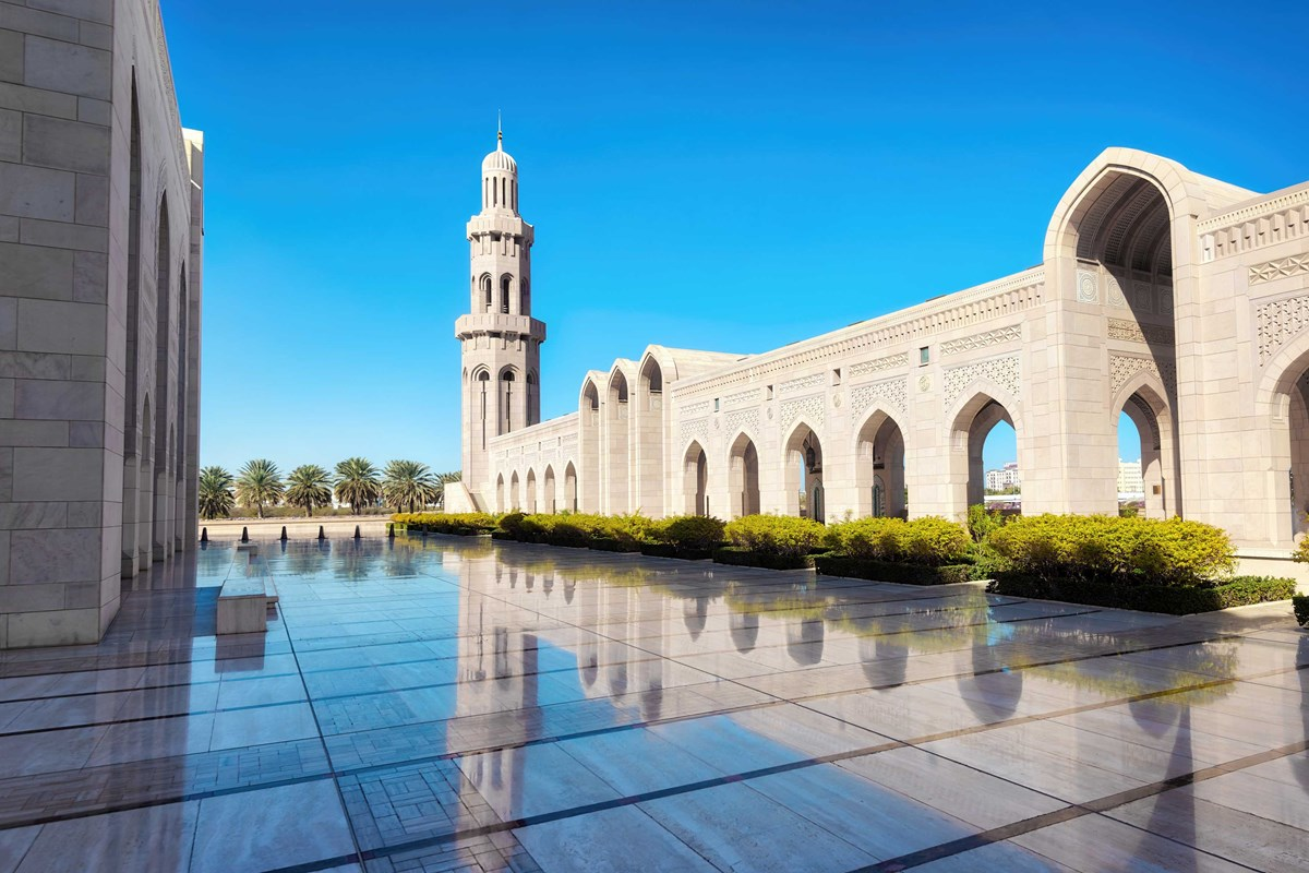 The Best of Dubai & Oman