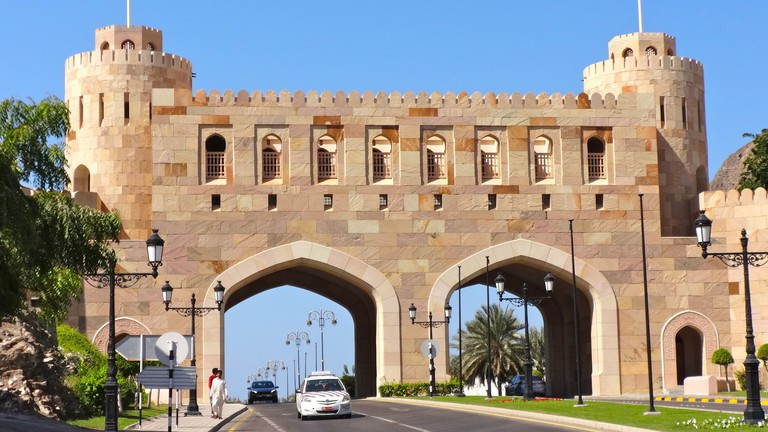 Glimpses of Muscat