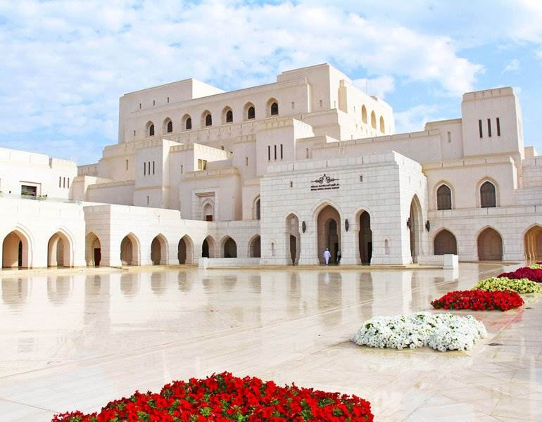 Forts of Oman