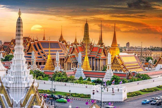 Relaxing Bangkok